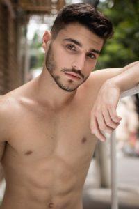 O novato Kemel B. é uma das apostas do conceituado booker Ney Alves